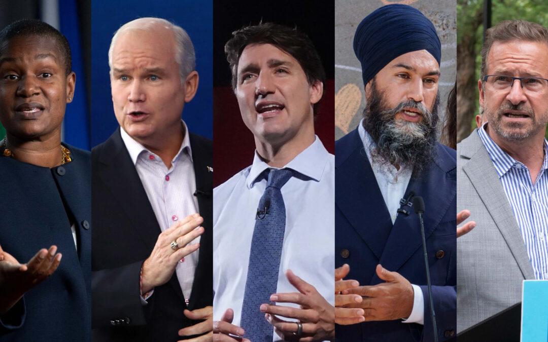 CMPAC Federal Election English Debate Analysis